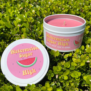 Watermelon Sugar High Candle