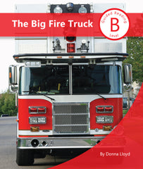 The Big Fire Truck (SS204047)