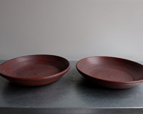 Set of Terra Cotta Dish's