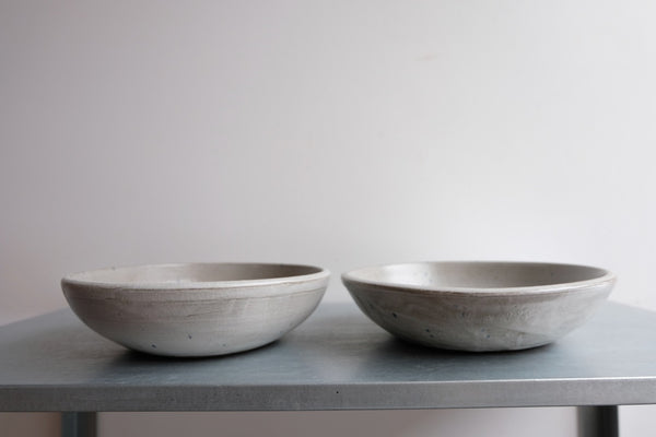 Blue Dot Set of Bowls (Seconds)