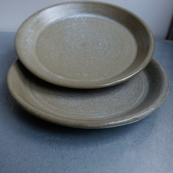 Set of Two Thyme Side Plates