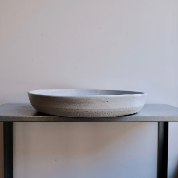 Stone Low Serving Platter I (Seconds)