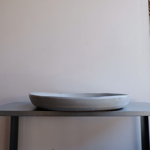 Stone Low Serving Platter II (Seconds)