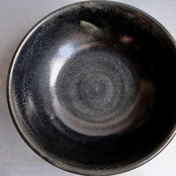 Black Bowl (Seconds)