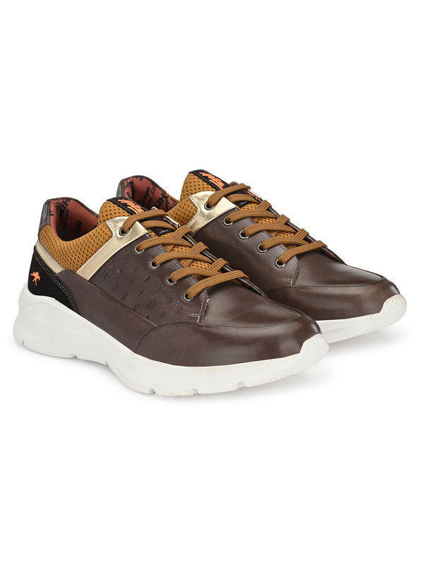 Hitz COCO+Tan Lace-up Luxure Shoes
