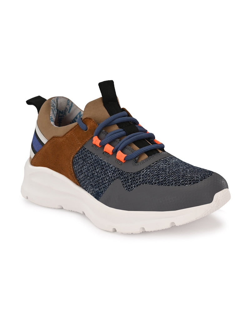 Hitz Running Shoes for Men with Lace Fastening
