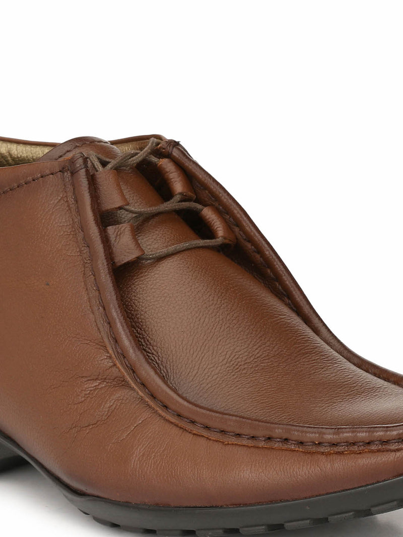 Gf-213 Sienna 1104 Tan Leather Boots