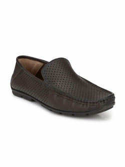 Antony - 1501 Brown Leather Loafers