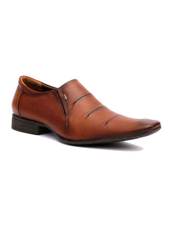 Grant - 1555 Brown Leather Shoes