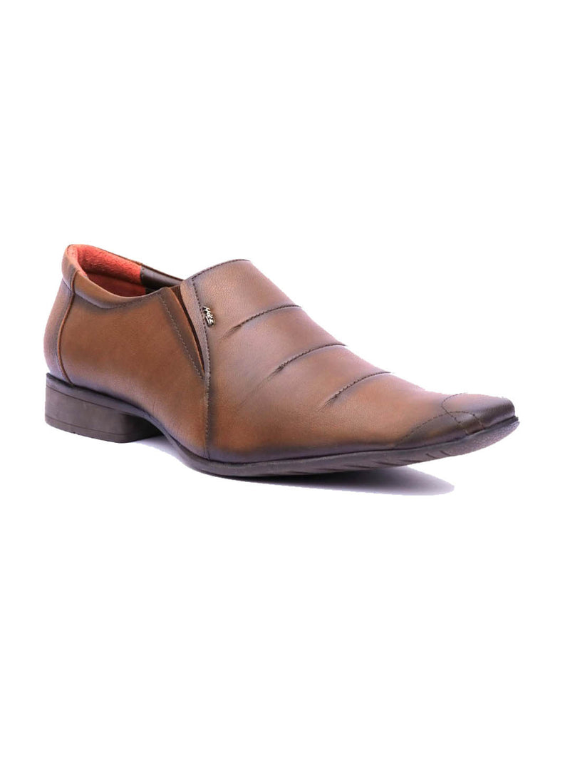 Grant - 1555 Tan Leather Shoes