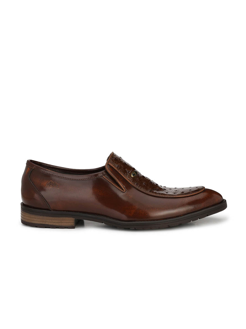 Tango - 1658 Tan Leather Shoes