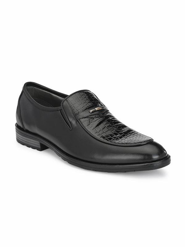 Tango - 1659 Black Leather Shoes