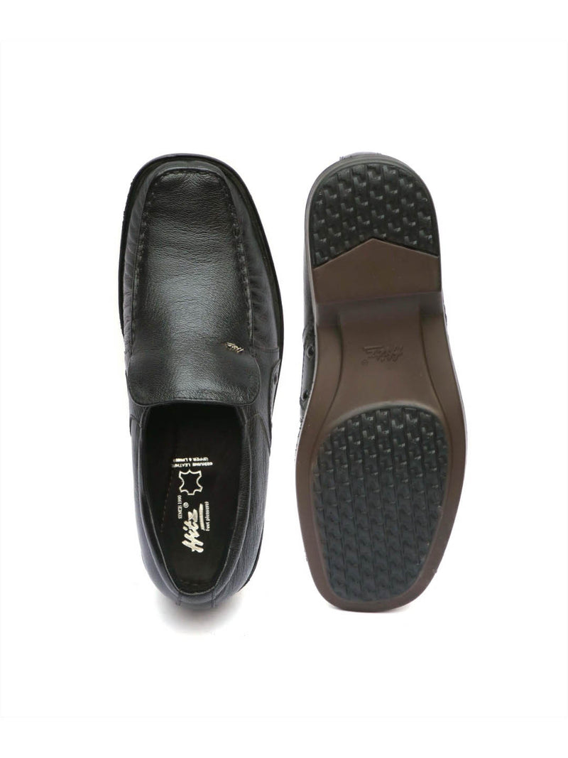 Relief - 1707 Black Leather Shoes