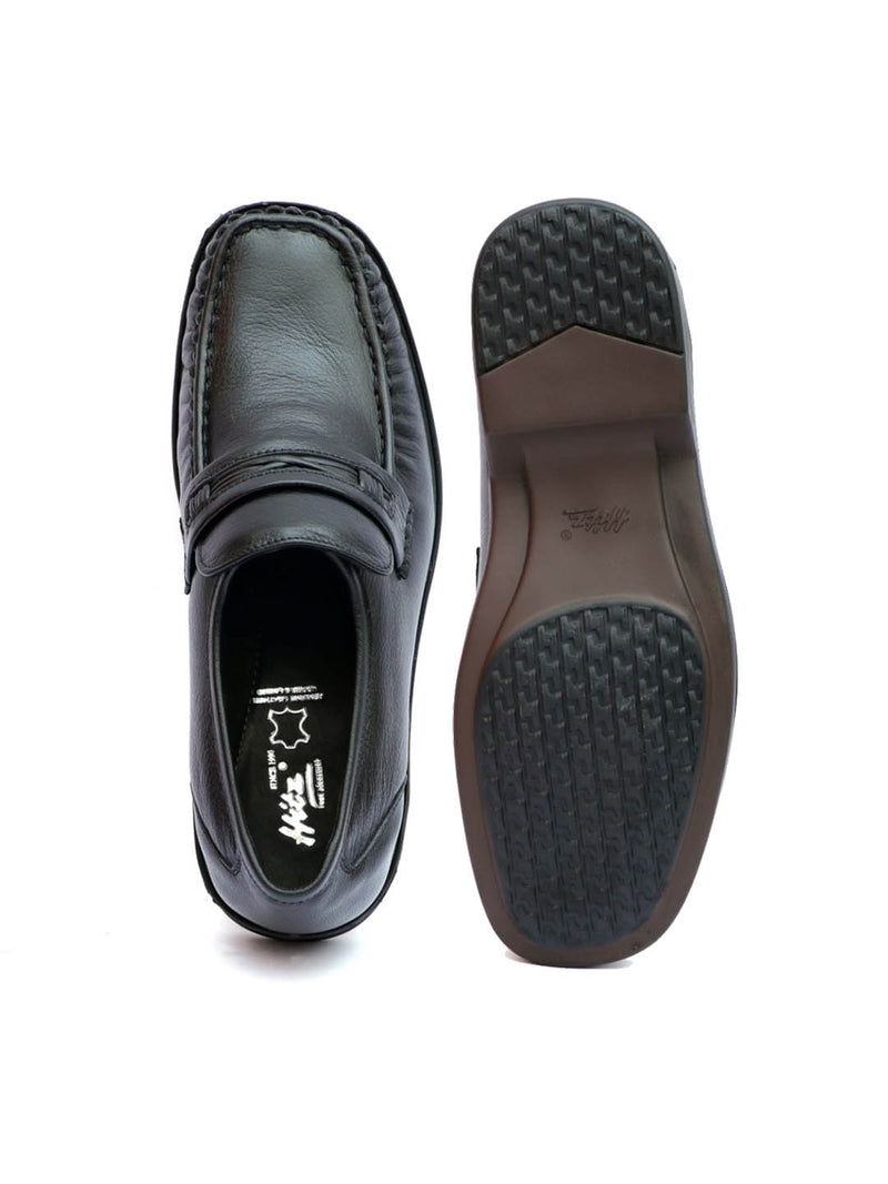 Relief - 1710 Black Leather Shoes