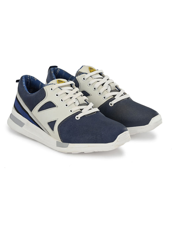 TAG - 201 BLUE DENIM SPORT SHOES
