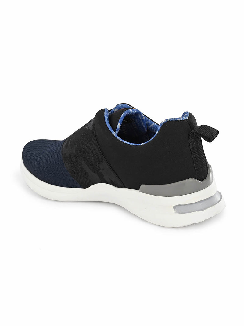 Tag - 209 Blue + Blk Running Shoes