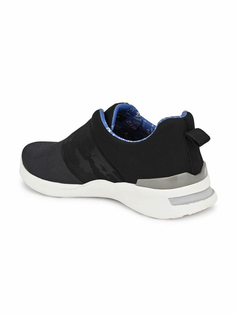 Tag - 209 Grey + Blk Running Shoes