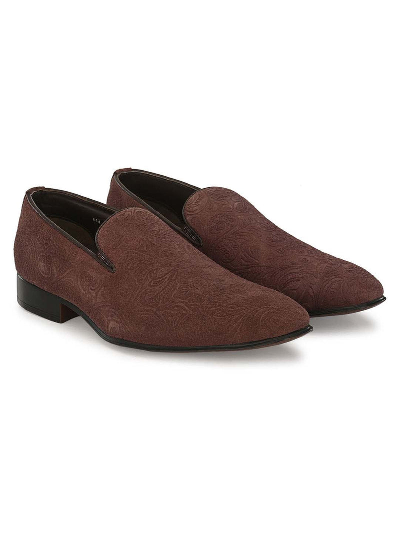 Harrykan - 2104 Brown Leather Shoes