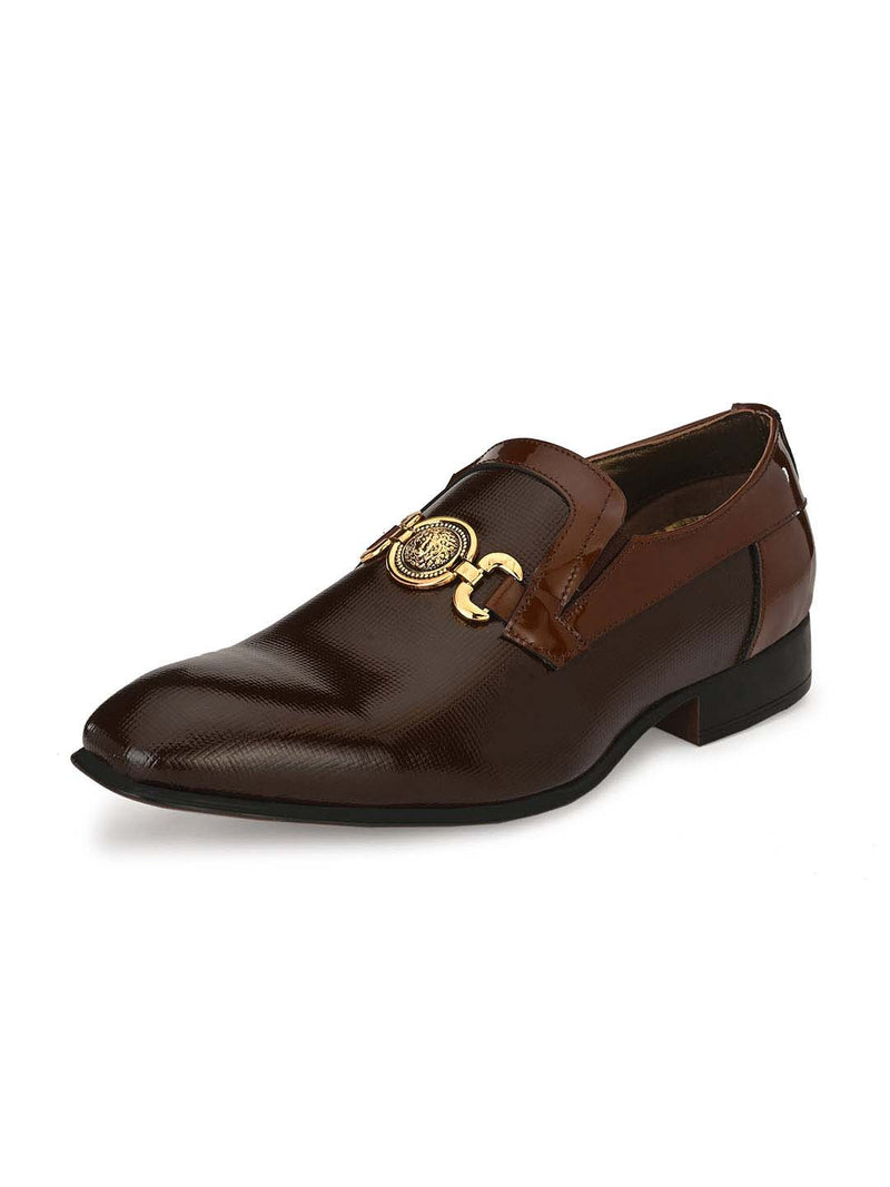 Harrykan - 2108 Tan Leather Shoes