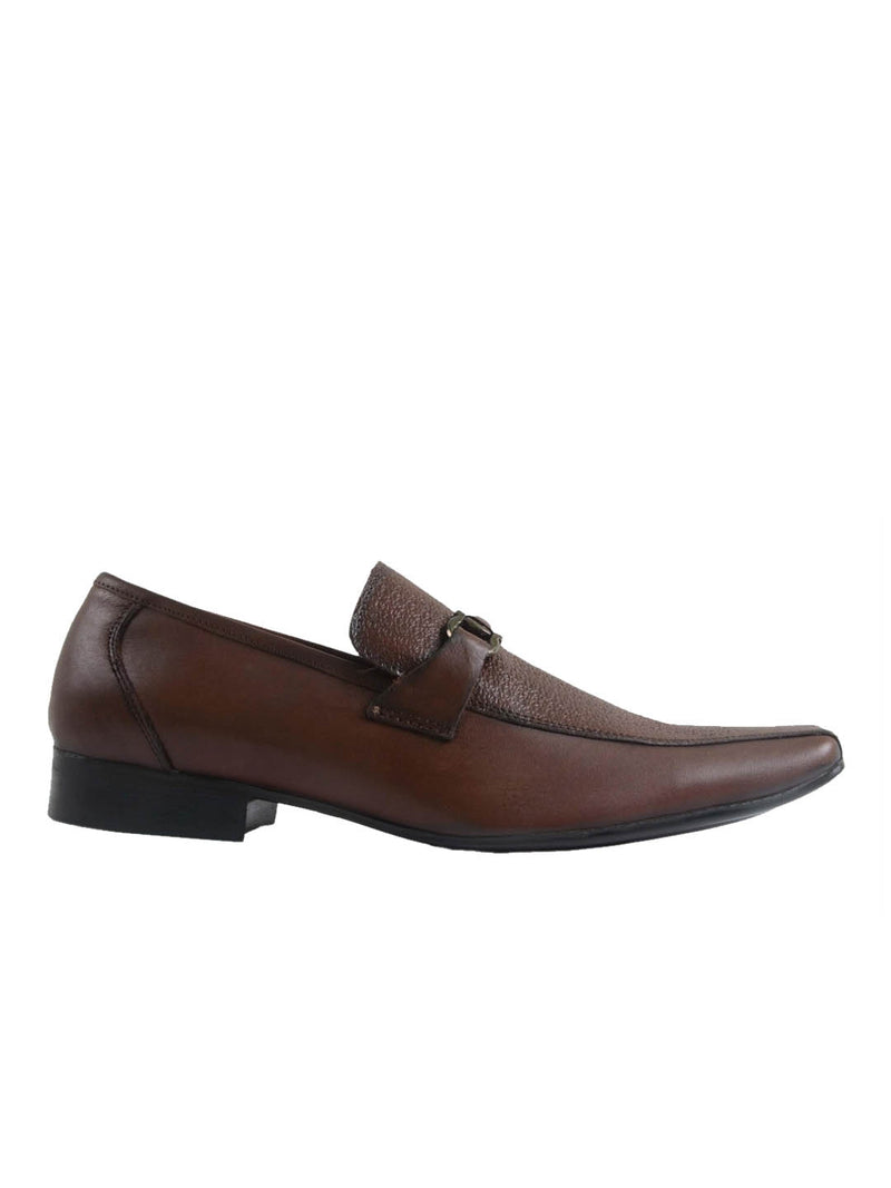 Score - 2810 Brown Leather Shoes