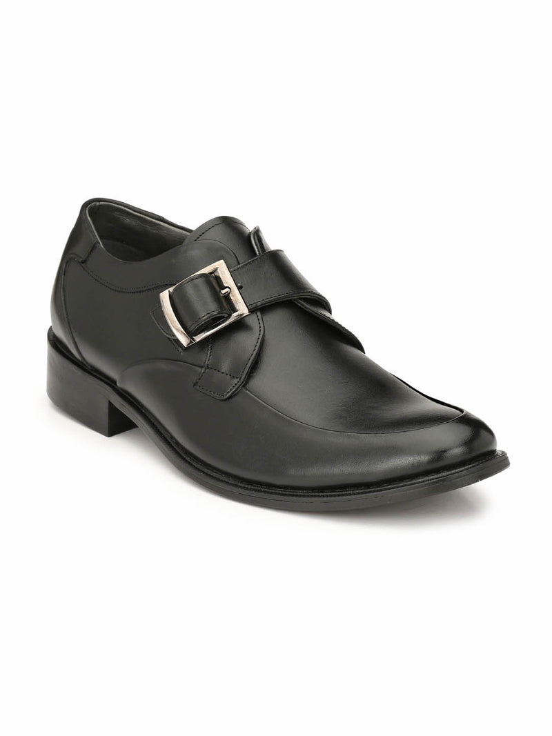 Group E (Monk Shoe) - 3113 Black