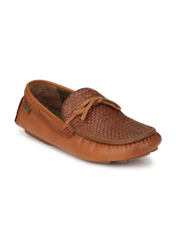 DRIVING - 358 TAN DRIVING SHOES
