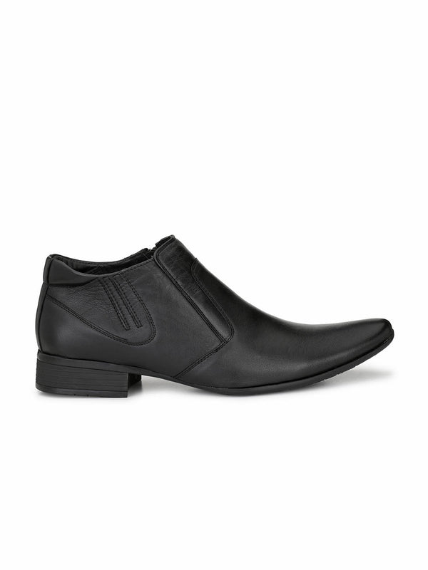 Levis - 3604 Black Leather Shoes