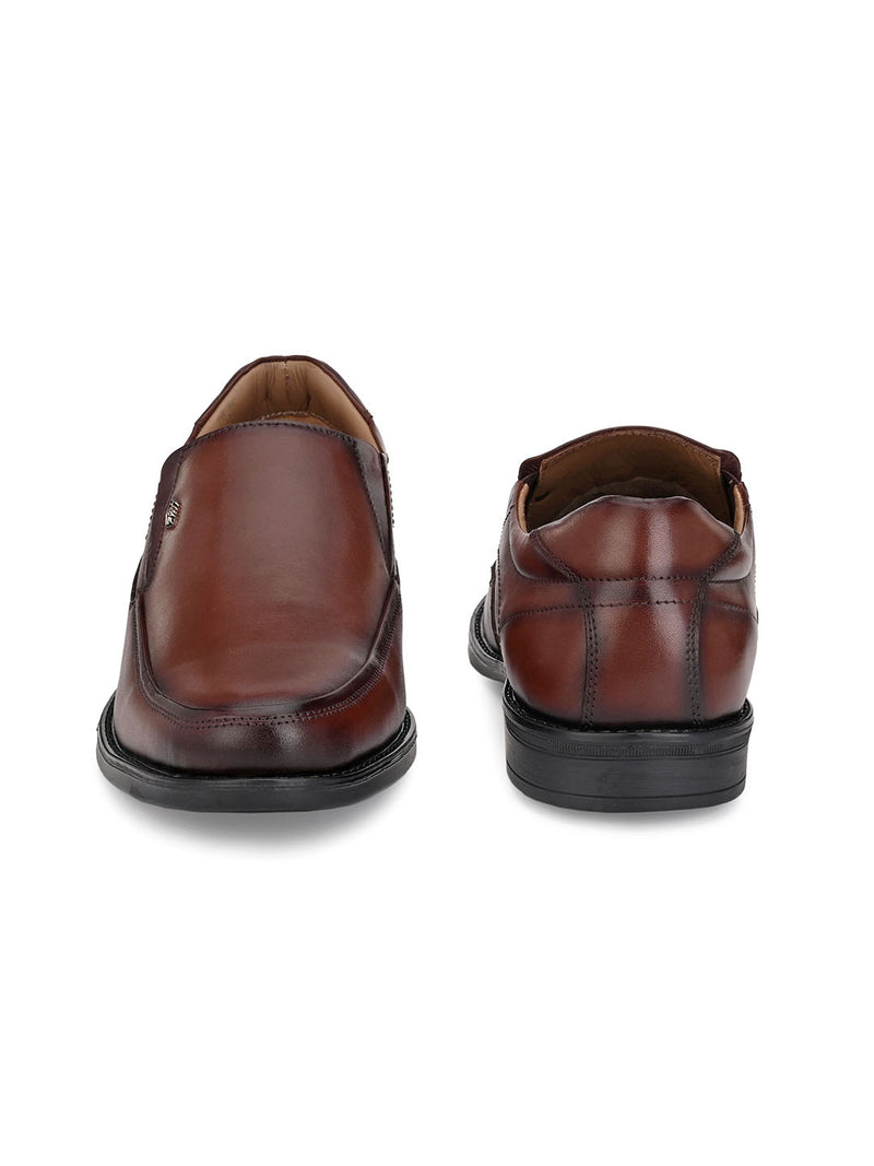Hitz Roco Brown Formal For Men