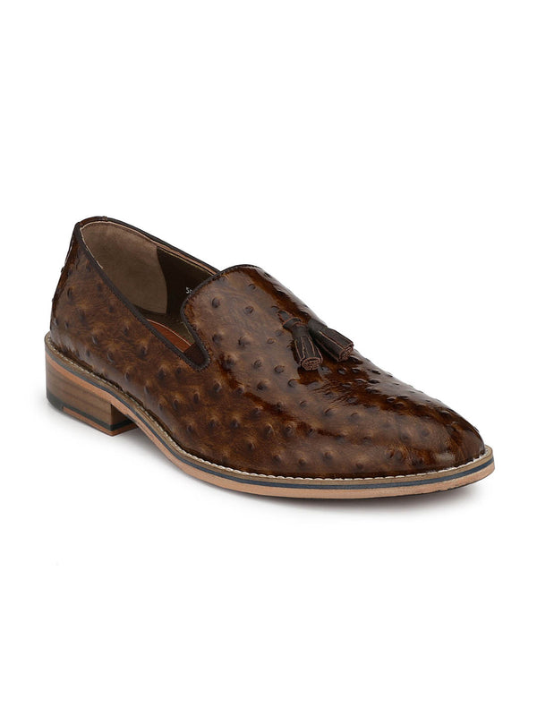 Handcraft - 4802 Brown Leather Shoes