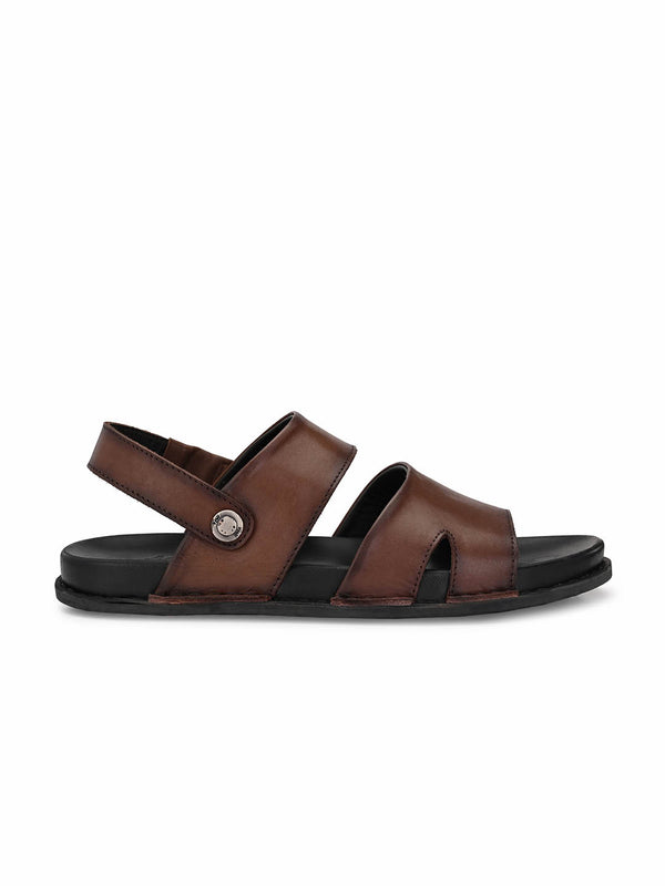 Sofital - 5003 Brown Leather Sandals