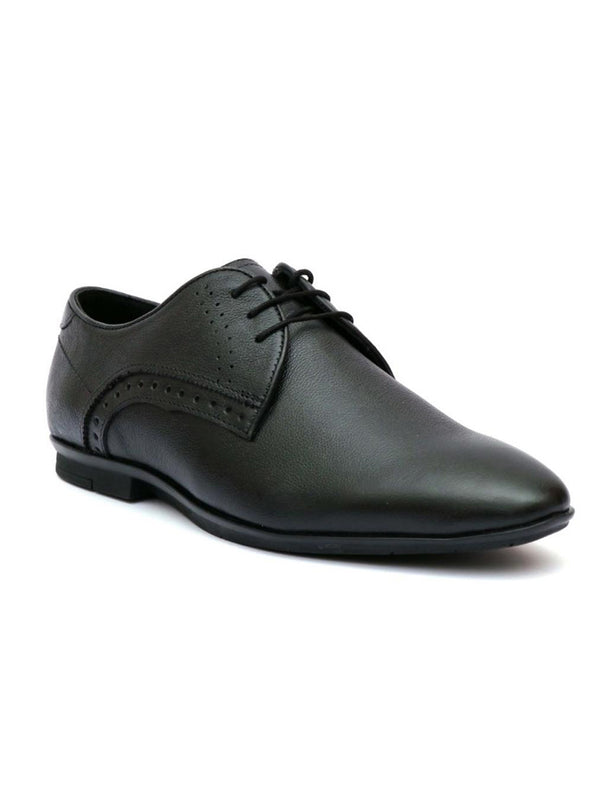Men Formal Black Leather Shoes