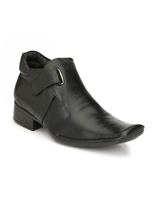Brutni - 5110 Black Leather Shoes