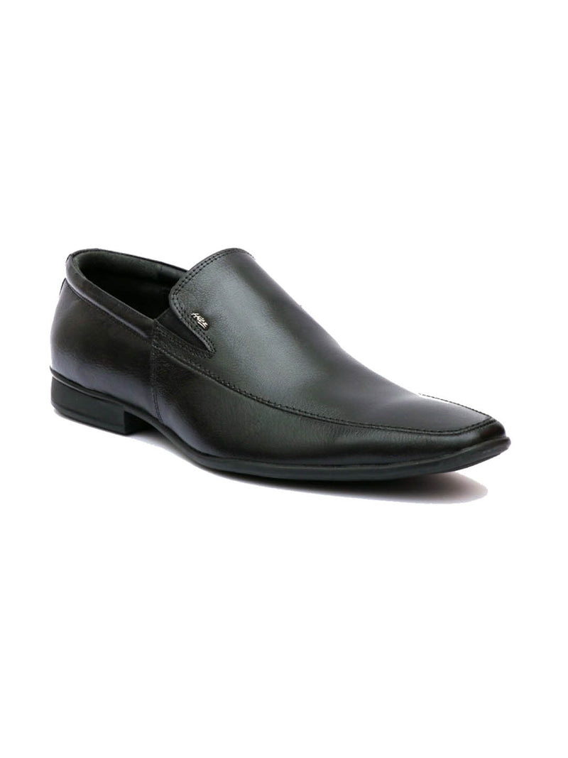 Lindo - 5205 Black Leather Shoes