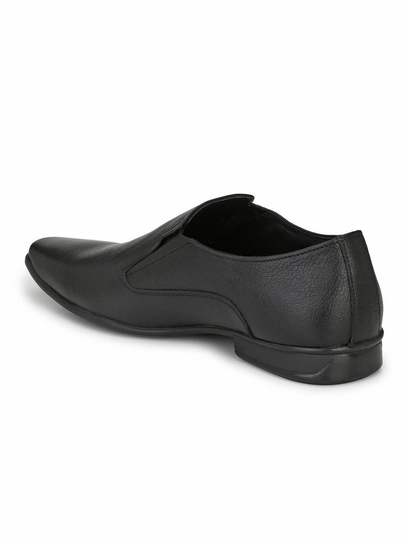 Lindo - 5206 Black Leather Shoes