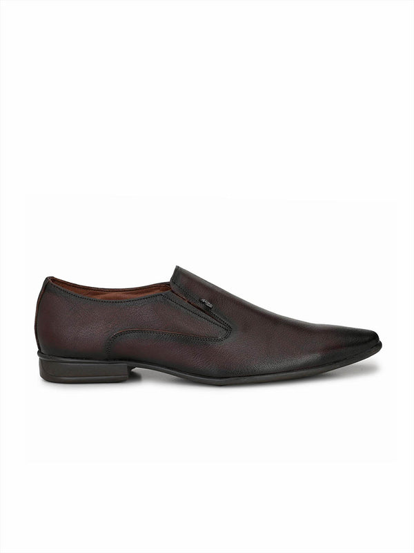 Men Totone Leather Formal Shoes