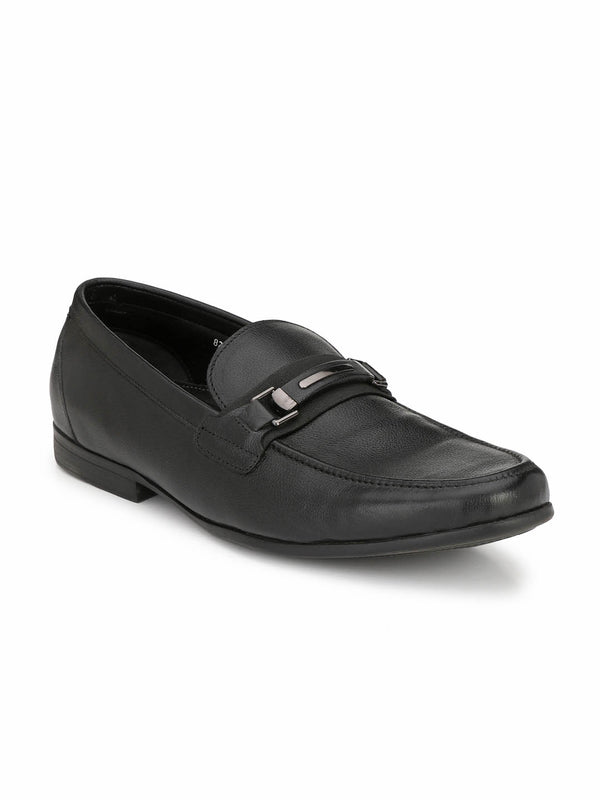 Kartis - 5301 Black Leather Shoes