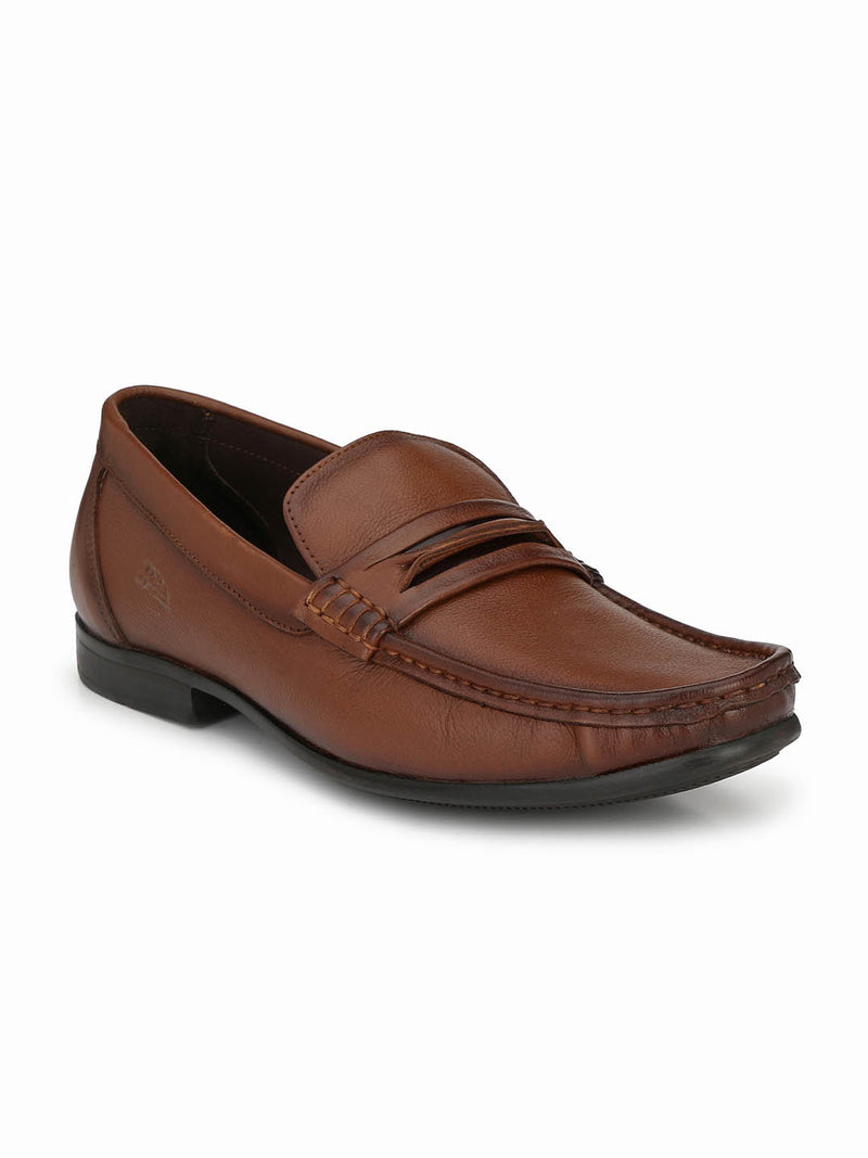Kartis - 5306 Tan Comfort Leather Shoes
