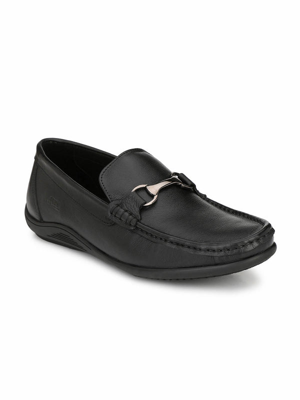 Kartis - 5314 Black Leather Shoes