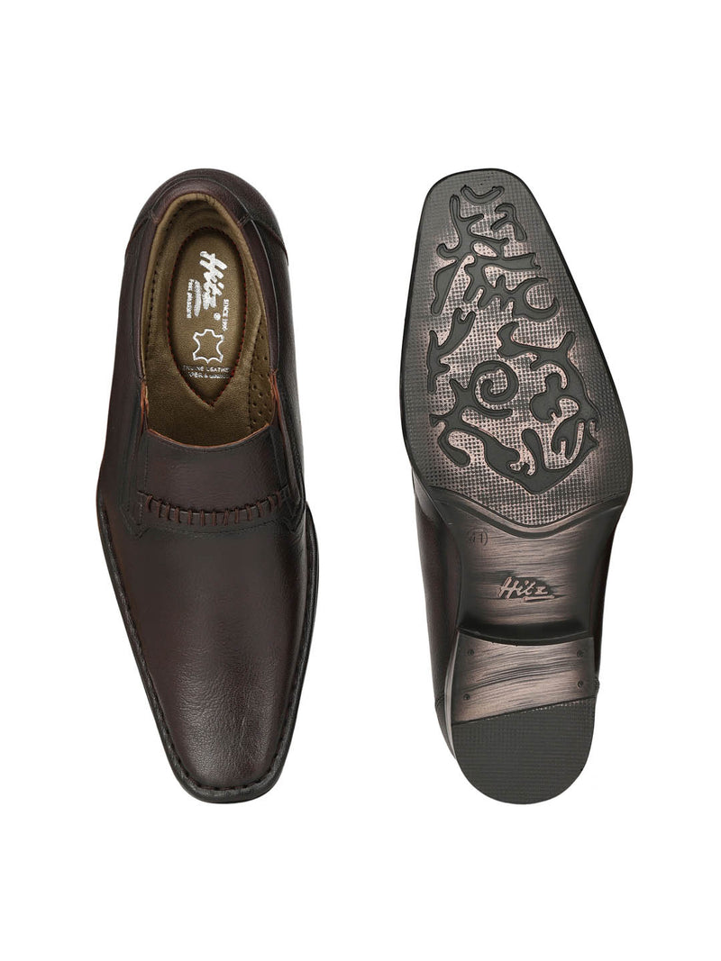 Ice - 5619 Totone Leather Shoes