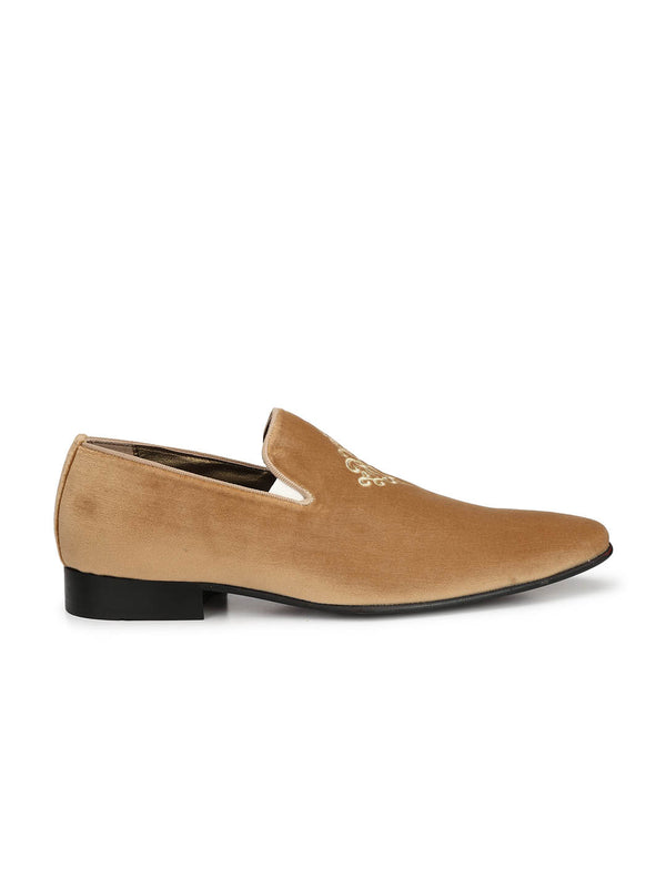 Paulo - 6408 Beige Shoes