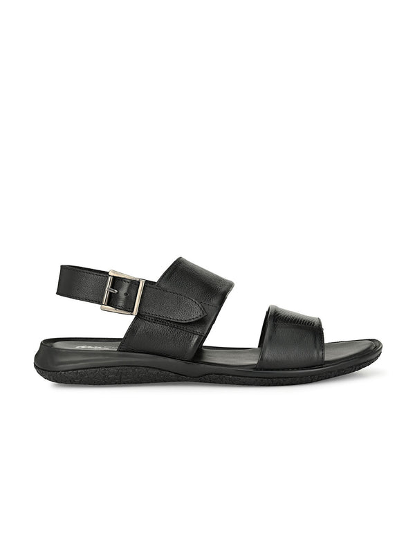 HITZ Daniel Black Sandals For Men