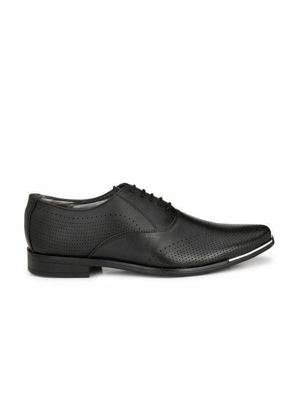 Metalico - 6963 Black Leather Shoes