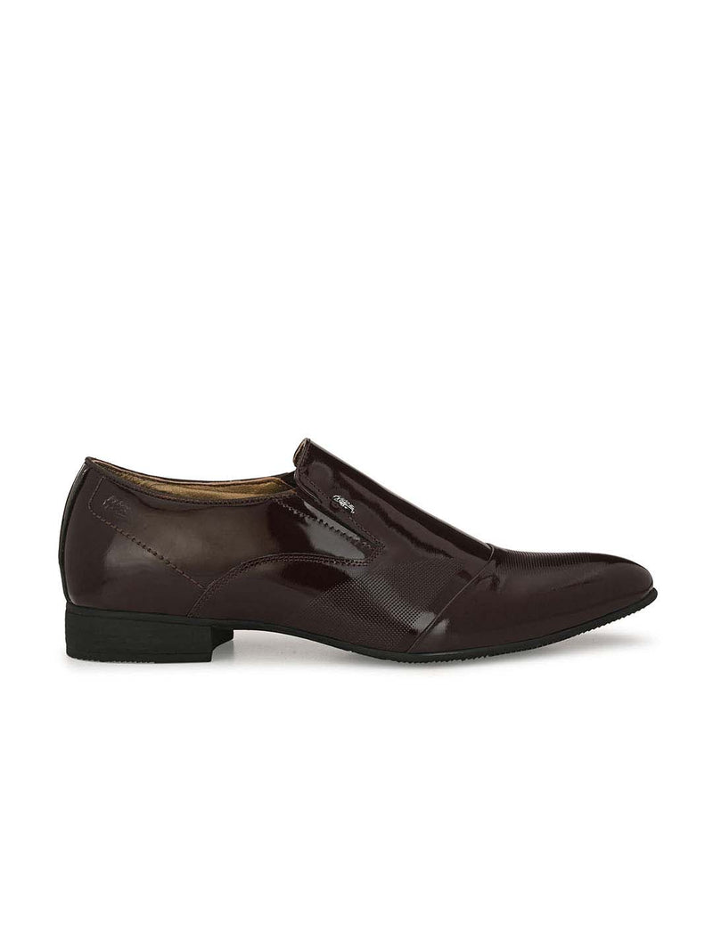Marco - 7002 Cherry Leather Shoes