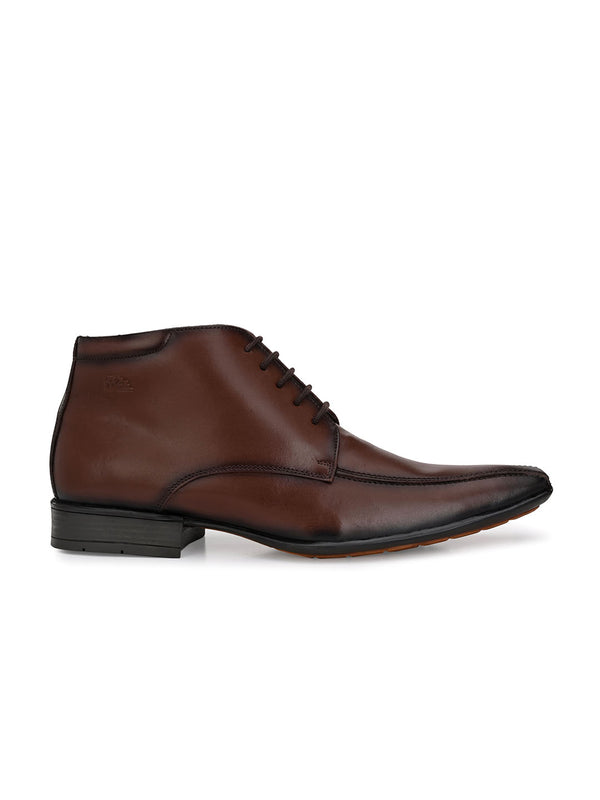 Hitz Luca Brown Boot For Men
