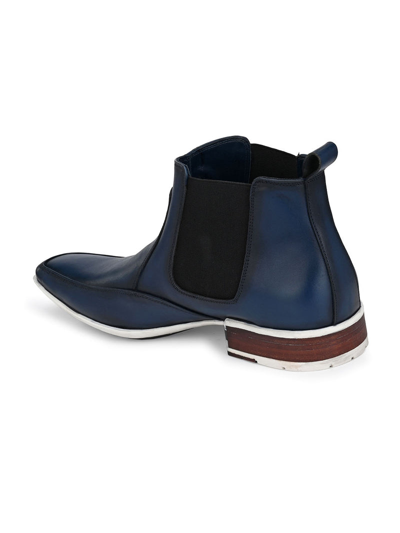 Hitz Luca Blue Boot For Men