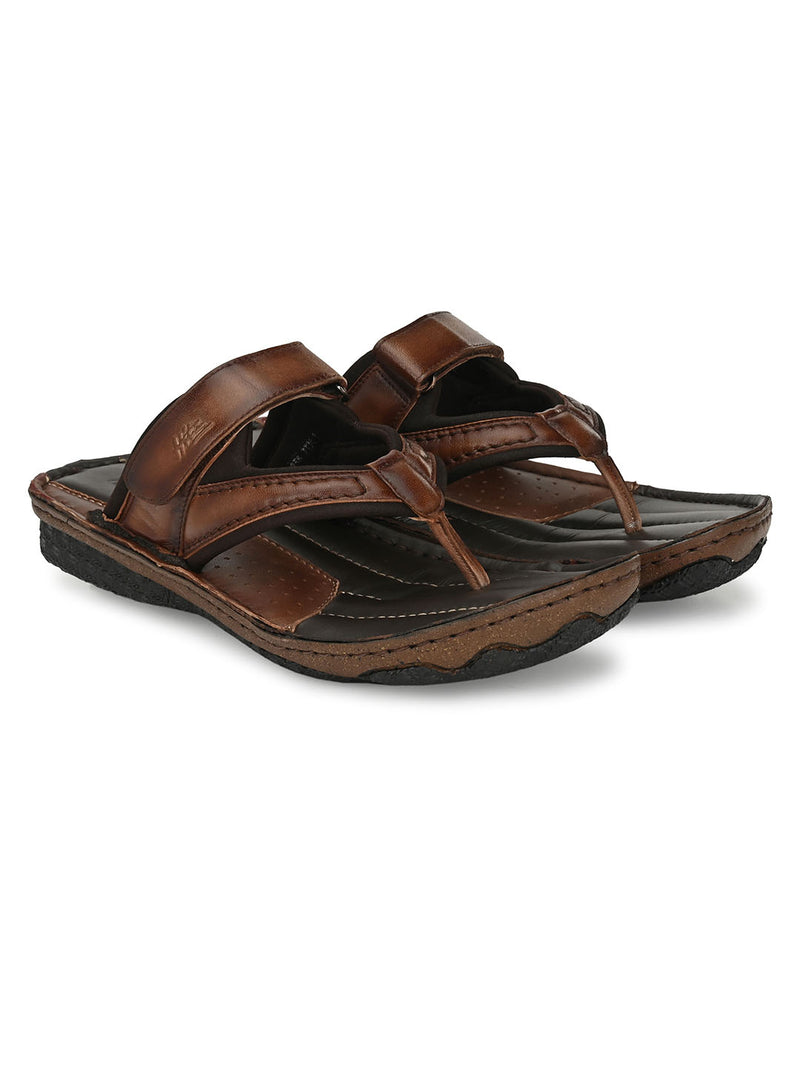 HITZ Andrei Brown Sandals For Men