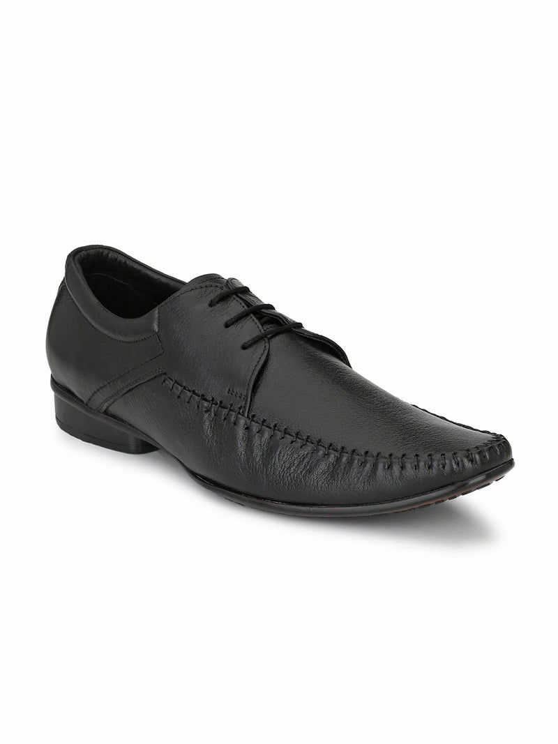 Pavers - 7807 Black Formal Shoes