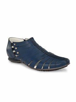 Pavers - 7810 Blue Leather Sandals