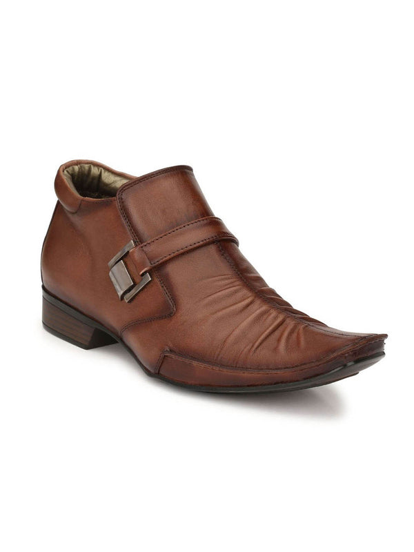 Bloom - 8209 Brown Leather Boots