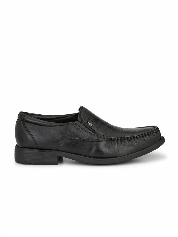 Men Black Leather Formal Shoes